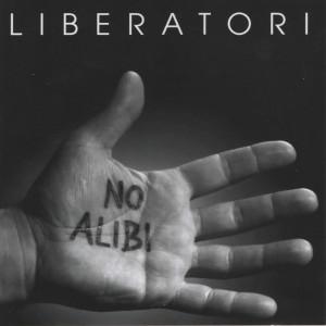 """Copertina CD """"No alibi"""""""