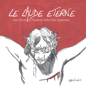 "Copertina CD ""Le laude eterne"""